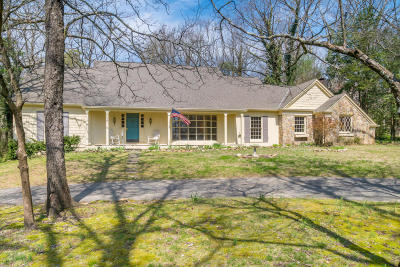 Signal Mountain Single Family Home For Sale: 42 Carriage Hill