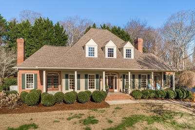 Ooltewah Single Family Home For Sale: 5503 Mill Stone Dr