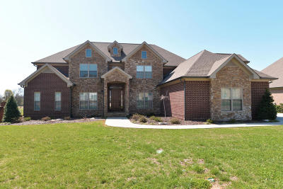 Ooltewah Single Family Home For Sale: 7983 Jonathan Dr