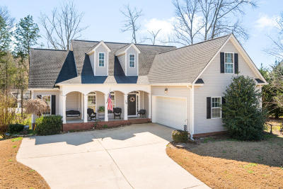 Ringgold Single Family Home Contingent: 75 Canary Cir