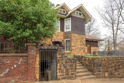 Chattanooga Single Family Home For Sale: 1007 E 5th St
