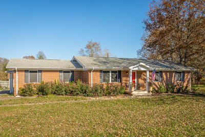 Signal Mountain Single Family Home Contingent: 4600 Anderson Pike