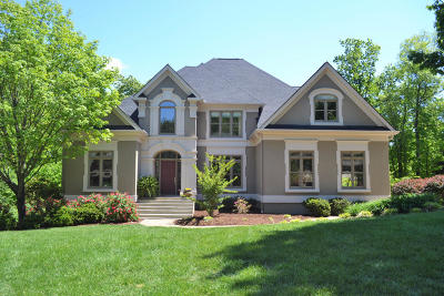 Signal Mountain Single Family Home For Sale: 404 Gentlemens Ridge