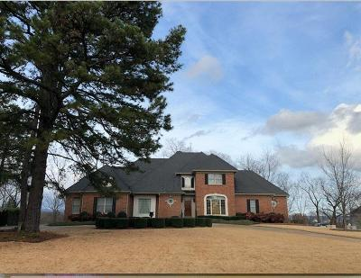 Chattanooga Single Family Home Contingent: 1121 Rivercrest Dr.