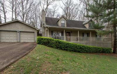 Chattanooga Single Family Home For Sale: 2501 Allison Dr