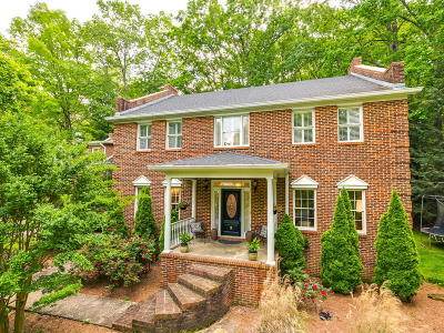 Signal Mountain Single Family Home For Sale: 2 Fireside Way