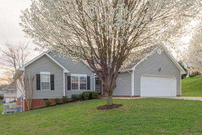 Ooltewah Single Family Home Contingent: 9477 Homewood Cir
