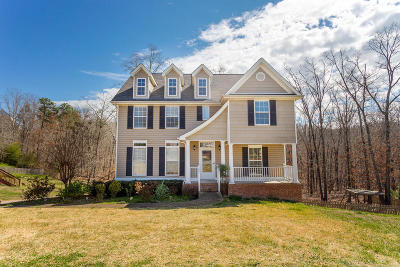 Ooltewah Single Family Home For Sale: 6986 Glen Cove Rd