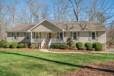 Signal Mountain Single Family Home For Sale: 501 Hathaway Dr