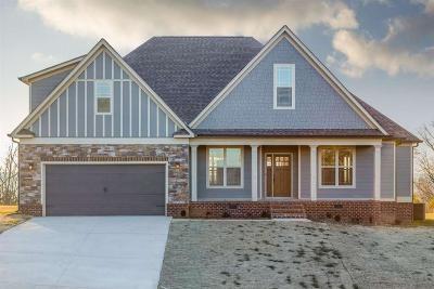 Keystone Ridge Single Family Home Contingent: Lot 4 Keystone Ridge