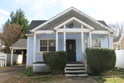 Chattanooga Single Family Home For Sale: 412 N Hickory St