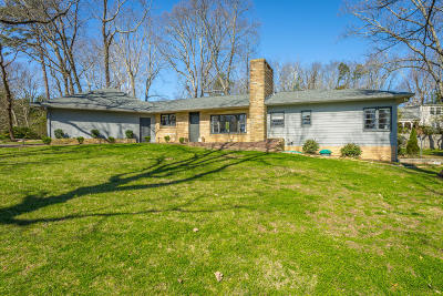 Lookout Mountain Single Family Home For Sale: 1612 Fairy Dell