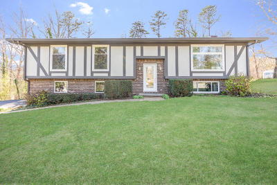 Ooltewah Single Family Home Contingent: 10074 Sunny Ln