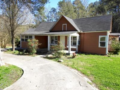 Ringgold Single Family Home For Sale: 1283 Mt Pisgah Rd
