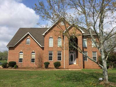 Ooltewah Single Family Home For Sale: 7921 Turtle Ln
