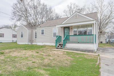 Chattanooga Single Family Home Contingent: 5309 Lazard St