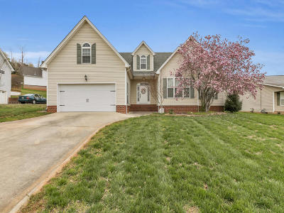 Ooltewah Single Family Home Contingent: 5643 Tucker Rd