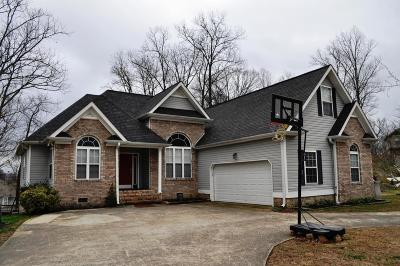 Ooltewah Single Family Home For Sale: 5919 Chandler Hill Rd