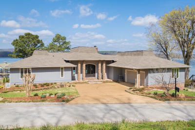 Chattanooga Single Family Home For Sale: 4921 Bal Harbor Cir