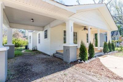 Chattanooga Single Family Home Contingent: 202 Tunnel Blvd