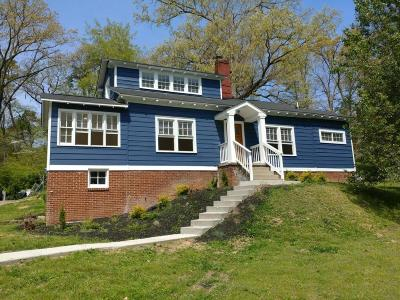 Chattanooga Single Family Home For Sale: 211 Talley Rd