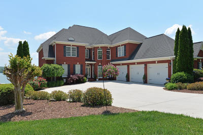 Soddy Daisy Single Family Home For Sale: 2623 Heron Cove Ln