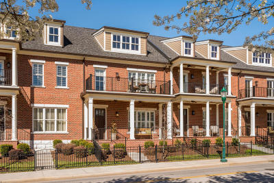 Chattanooga Townhouse For Sale: 121 E 3rd St