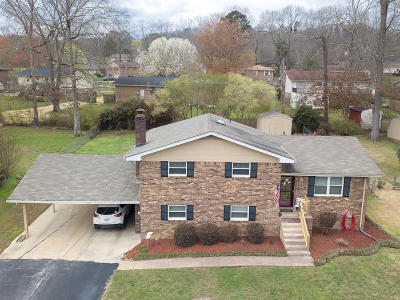 Ringgold Single Family Home Contingent: 149 Foster Dr