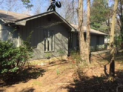 Dalton Single Family Home For Sale: 2609 W Hillview Dr