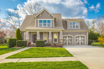 Ooltewah Single Family Home For Sale: 8390 Front Gate Cir