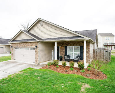 Ooltewah Single Family Home Contingent: 8258 Bluegill Cir