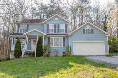 Chattanooga Single Family Home Contingent: 5748 N Morgan Ln