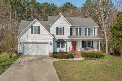 Ringgold Single Family Home For Sale: 48 Jays Way