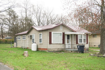 Chattanooga Single Family Home For Sale: 1656 Waterhouse St