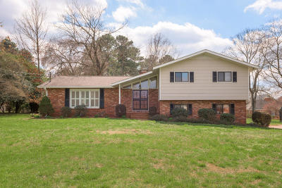 Chattanooga Single Family Home For Sale: 6912 Jesse Conner Rd