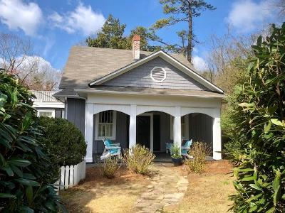 Lookout Mountain Single Family Home For Sale: 218 N Hermitage Ave