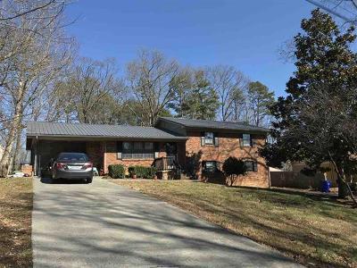 Cleveland Single Family Home For Sale: 2850 SE McDaris Cir #6
