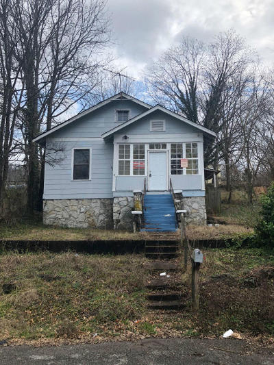 Chattanooga Single Family Home For Sale: 4602 13th Ave