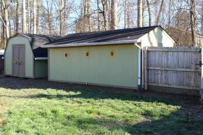 Chattanooga Single Family Home For Sale: 3819 Grace Ave