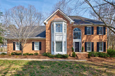 Signal Mountain Single Family Home Contingent: 3110 Pintail Ln