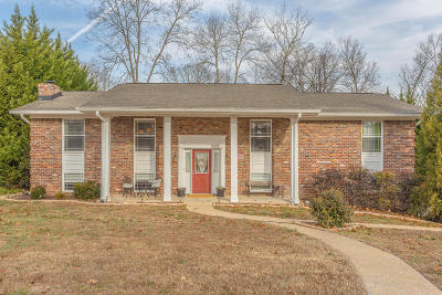 Chattanooga Single Family Home For Sale: 4873 Lone Hill Rd
