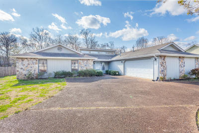 Hixson Single Family Home For Sale: 1236 Village Green Dr