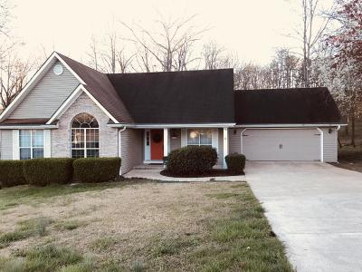 Ringgold Single Family Home Contingent: 361 Sutton Dr