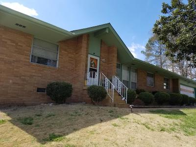 Chattanooga Single Family Home For Sale: 3902 Kemp Cir