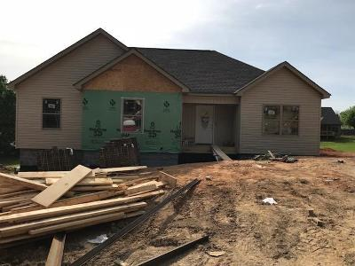 Cleveland Single Family Home For Sale: Lot 2 Tasso Ln