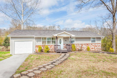Cleveland Single Family Home Contingent: 408 SE Fairview Dr