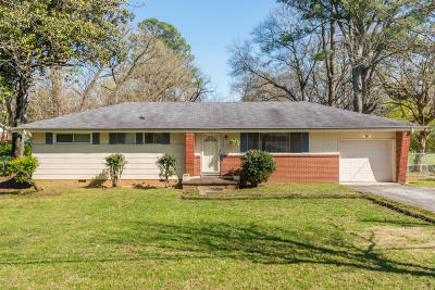 Chattanooga Single Family Home For Sale: 4206 Bellview Ave