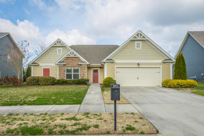 Ooltewah Single Family Home For Sale: 8374 Front Gate Cir