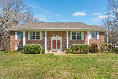 Hixson Single Family Home Contingent: 617 Danbridge Dr