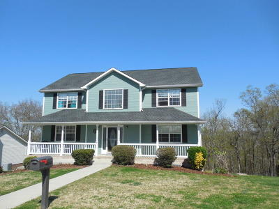 Ooltewah Single Family Home For Sale: 4010 Banner Crest Dr